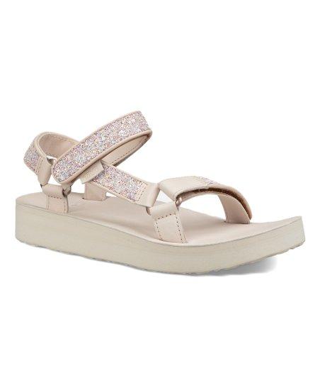 b260cd31c833 love this product Pink Tint Midform Universal Glam Sandal - Women
