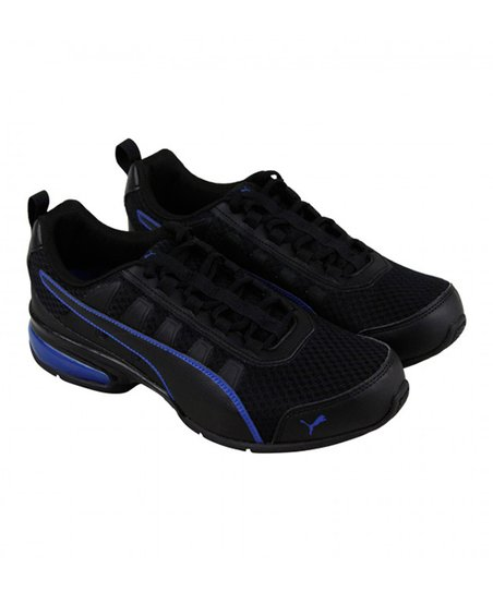 PUMA Black Leader VT Mesh Sneaker - Men