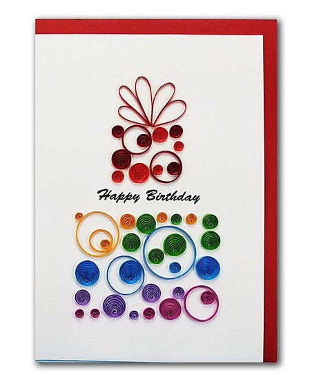 Love This Product Gift Happy Birthday Greeting Card