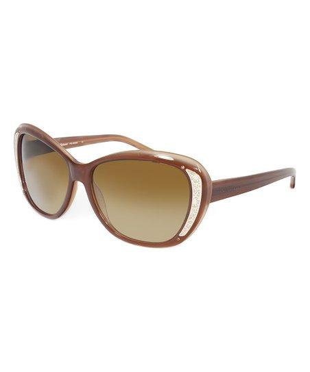 136d21c696d love this product Tahitian Dune   Caramel Oversize Sunglasses