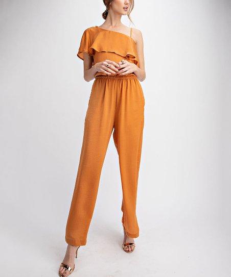 d14e0a109be9 love this product Golden Bronze Claire Jumpsuit - Women