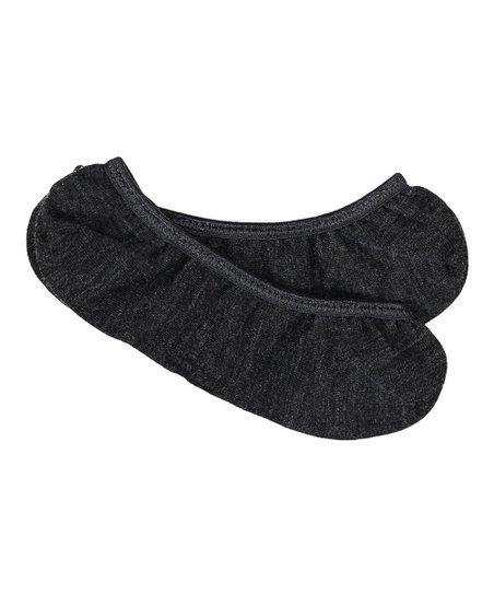 Smartwool Charcoal Heather Secret Sleuth Merino Wool-Blend No-Show Socks -  Women