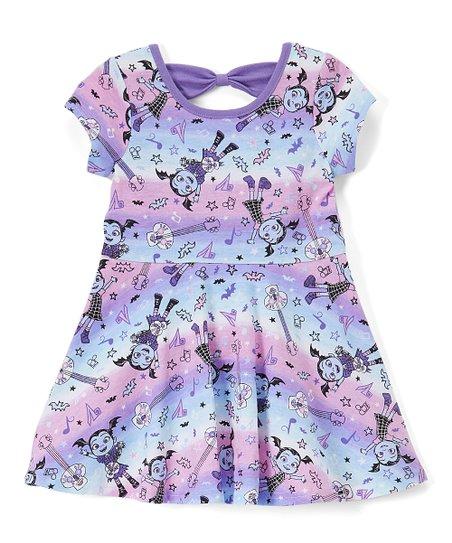 04637d20e love this product Vampirina A-Line Dress - Toddler & Girls