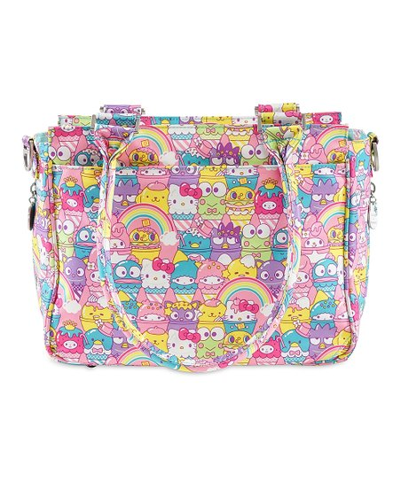 02b347662 Ju-Ju-Be Hello Sanrio Sweets Be Sassy Diaper Bag | Zulily