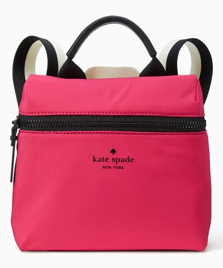 cc76755fd4db Kate Spade Kinetic Pink Thats The Spirit Convertible Backpack