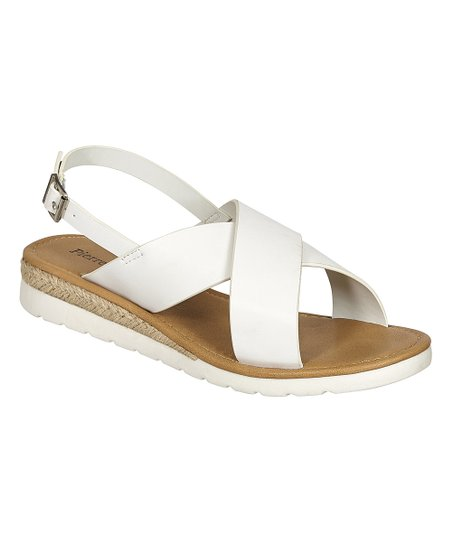 0305a3a28 love this product White Jojo Sandal - Women