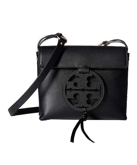 f438d5f2691 Tory Burch Black Miller Leather Crossbody