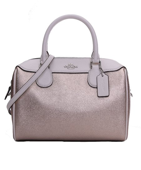 4b9ecc0ac6928 Coach Chalk Leather Bennett Bag