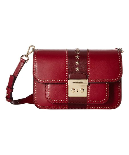 997ff19558e4 love this product Maroon & Oxblood Star Sloan Editor Large Shoulder Bag