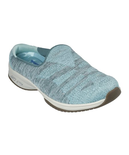 aa5bfc298e6f Skechers Aqua Commute Time Knitastic Relaxed-Fit Slip-On Sneaker ...