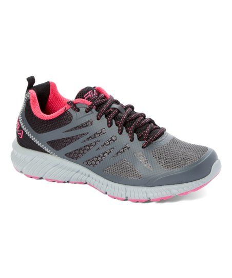 92c9cfc9fe6a FILA Castlerock   Pink Speedstride Running Shoe - Women
