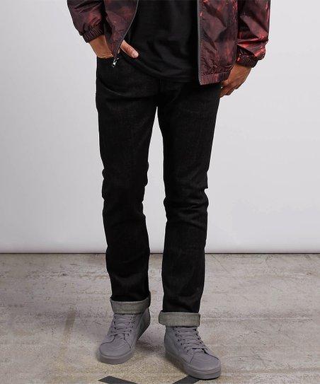 86337c300f8 Volcom Black Selvedge Vorta Skinny Jeans - Men