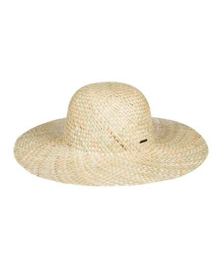 Roxy Sun Will Rise Straw Sun Hat  d30452fa246