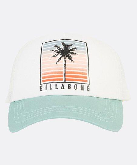 a0d1337637bfea Billabong Blue Light Aloha Forever Trucker Hat | Zulily