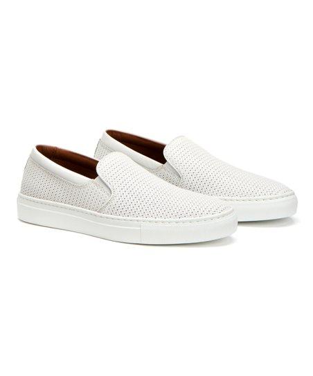 Alisha Leather Slip-On Sneaker - Women