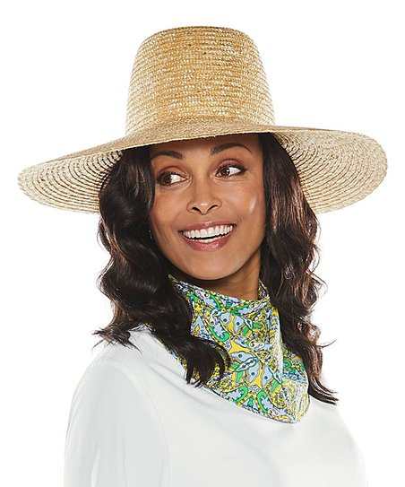 f2290cdfb17b9 love this product Natural Convertible Scarf Sun   Hat Set