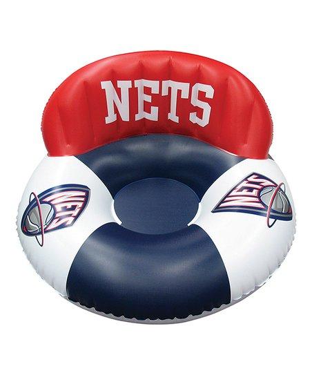 newest cb87f 462c9 Poolmaster New Jersey Nets NBA Inflatable Swim Float