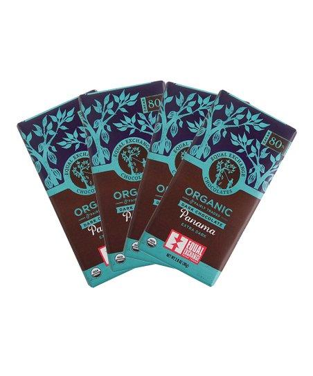 Love This Product Organic Panama Extra Dark Chocolate Bar Set Of Four