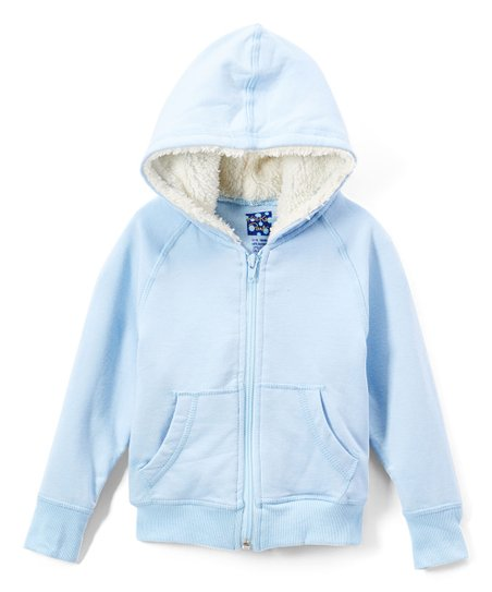 5a1d54a32 KicKee Pants Pond Sherpa-Lined Zip-Front Hoodie - Infant
