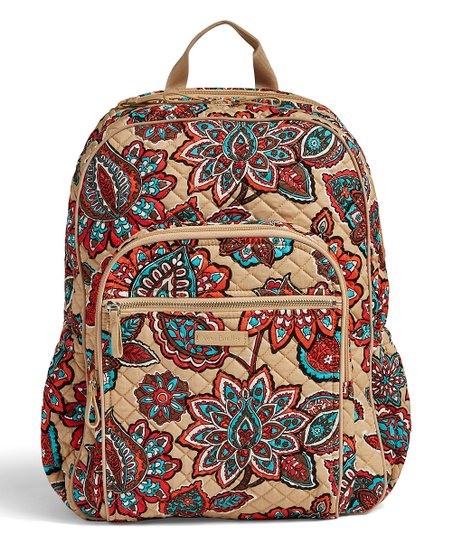 Vera Bradley Desert Floral Iconic Campus Backpack  5e27a702c04e1