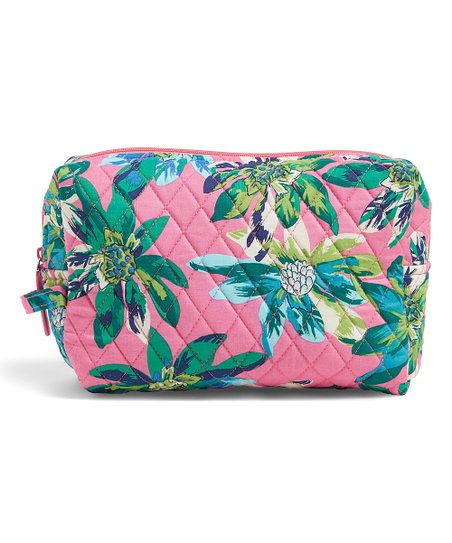 3feec31bfd love this product Tropical Paradise Large Cosmetic Bag