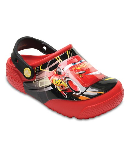 c25b48632e719 Crocs Cars™ 3 Lightning McQueen™ Fun Lab Lights Clog - Boys