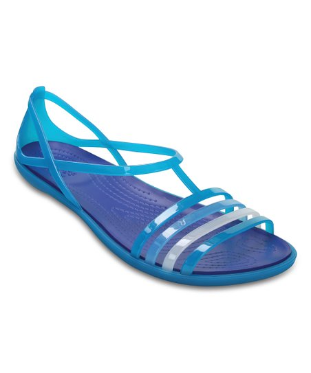 79d0a07076f9 love this product Turquoise   Cerulean Blue Isabella Sandal - Women