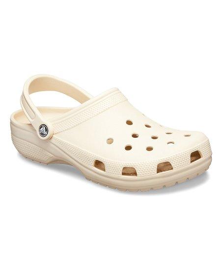 Crocs Winter White Classic Clog - Adult