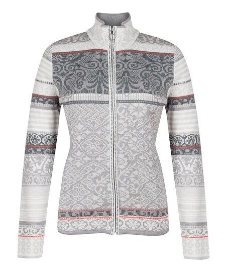 3ca75b89da Icelandic Design Gray Chloe Jacket - Women