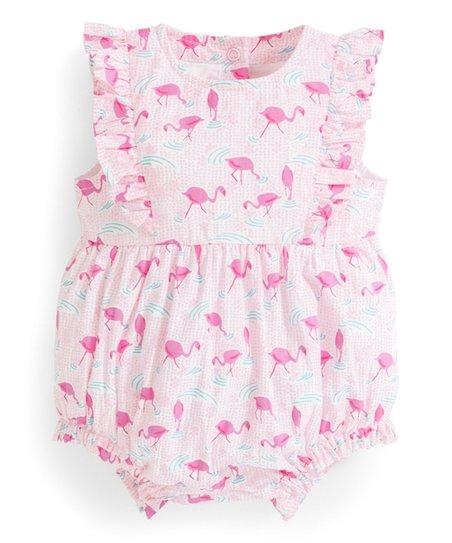 31959ceedef1 love this product Pink Flamingo Bubble Romper - Newborn   Infant