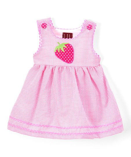 pw Dresses Sweet Cotton Dress 0-3 Months.