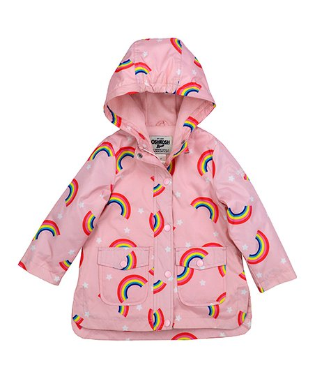Osh Kosh Little Girls  Rainslicker