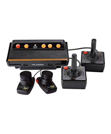 Atari Atari Flashback 8 Gold Deluxe Gaming Console Set