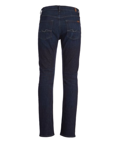 5f39a221 7 For All Mankind Bloomington Straight-Leg Jeans - Men | Zulily