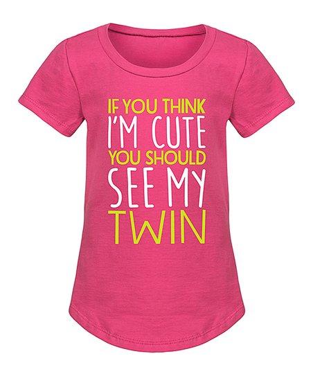 girls think im cute