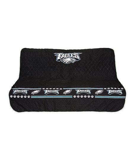 Philadelphia Eagles Seat Cover Black