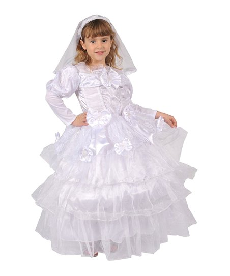 eb69da9c55 love this product White Exquisite Princess Dress-Up Set - Toddler   Girls