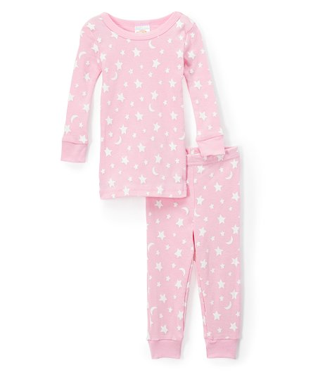 love this product Pink Stars Long-Sleeve Pajama Set - Infant   Toddler 6345b74e5