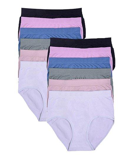 79b5f1557dabb love this product Gray   Pink Seamless Bikini Set - Women