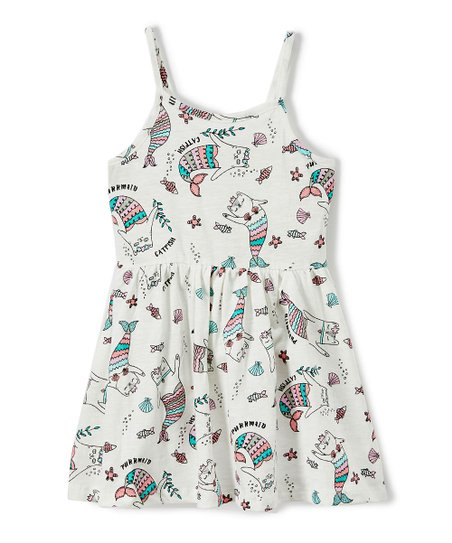 Jessica Simpson Collection Sea Salt A Line Dress Toddler Zulily