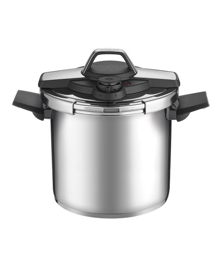 8 Qt Stainless Steel Pressure Cooker