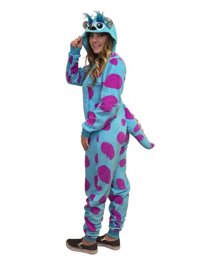 d140b62d6982 love this product Monster s Inc. Sulley One-Piece Pajama - Adult