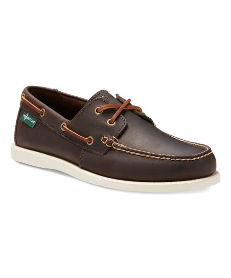 23cbb17b75 love this product Brown Kittery 1955 Leather Boat Shoe - Men