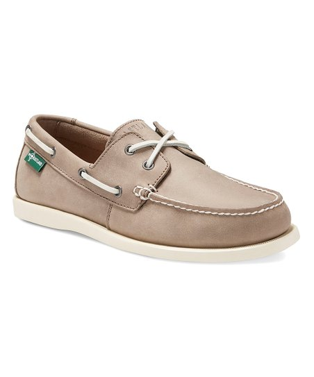e01a6dc8b9 love this product Gray Kittery 1955 Leather Boat Shoe - Men