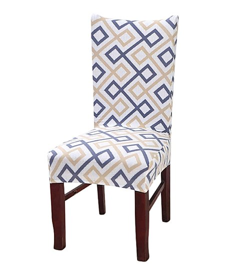 Brilliant Lexi Park Blue Kiki Chair Slip Cover Gmtry Best Dining Table And Chair Ideas Images Gmtryco