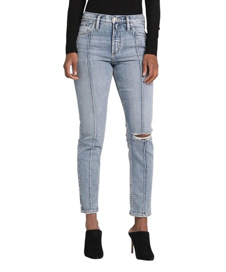 68b3b2e72e6 Silver Jeans Co. Indigo Frisco Tapered Jeans - Women
