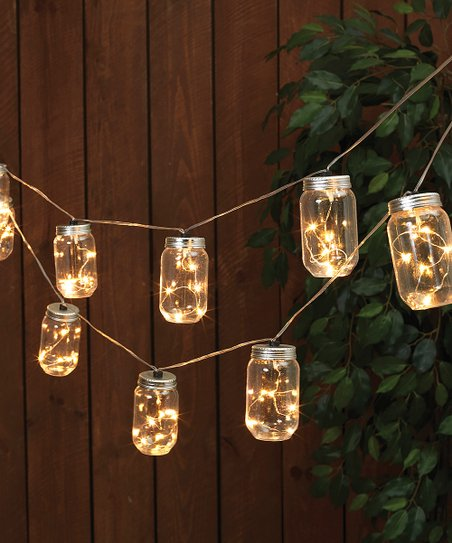 Mason Jar Patio Lights Easy Craft Ideas