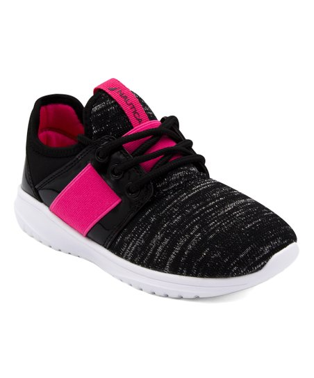 Nautica Pink \u0026 Black Primage Sneaker