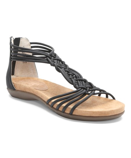 3d3ac89a37e Me Too Black Camilla Sandal - Women
