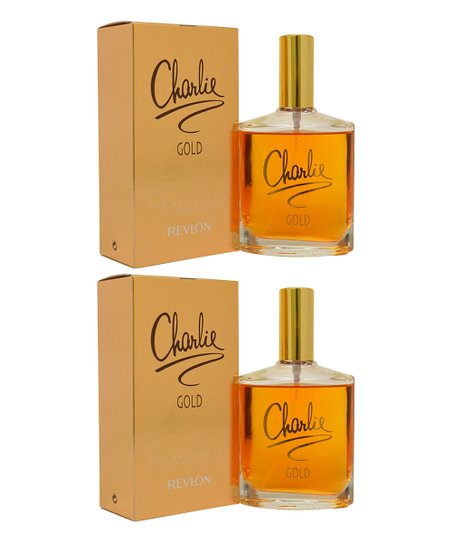 Revlon Charlie Gold Perfume Set Of Two Zulily